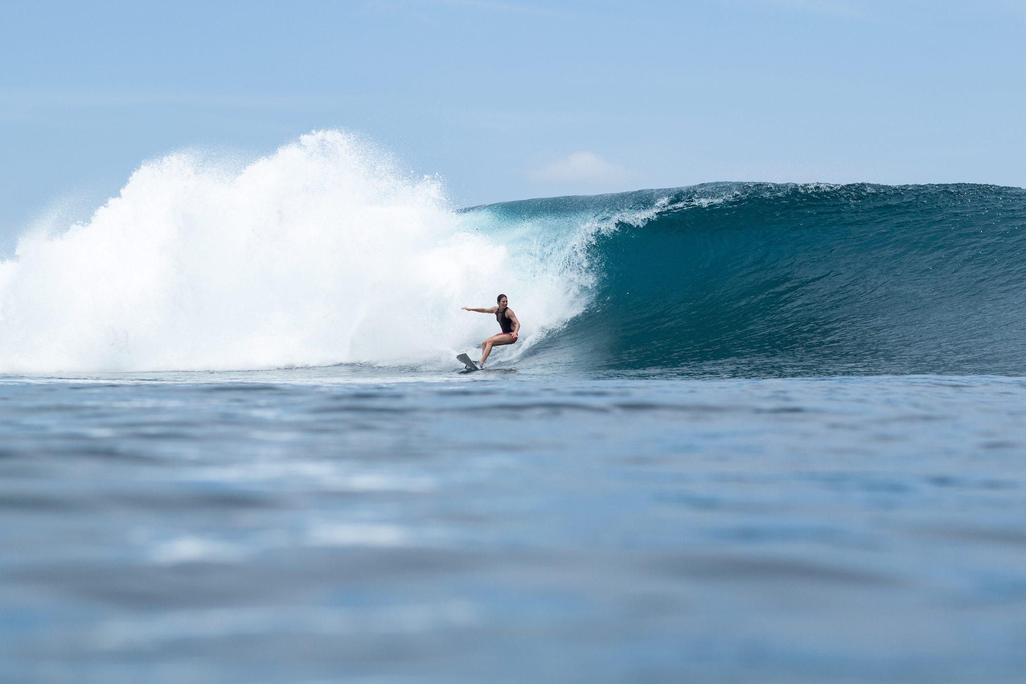 clar aylana surf banyak