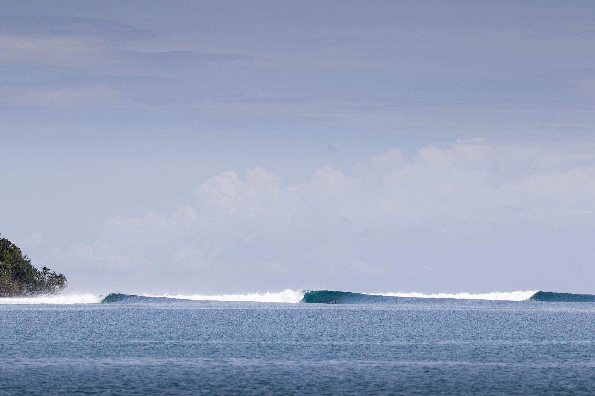 Clarets / Lolok Point / Bay of Plenty Lefts 8