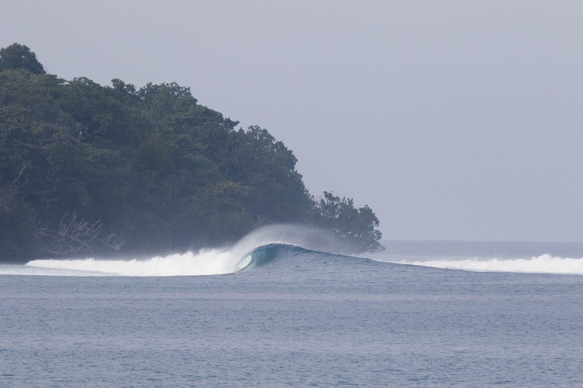 Clarets / Lolok Point / Bay of Plenty Lefts 9