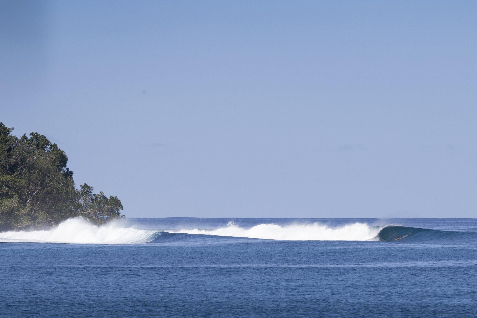 Clarets / Lolok Point / Bay of Plenty Lefts 15