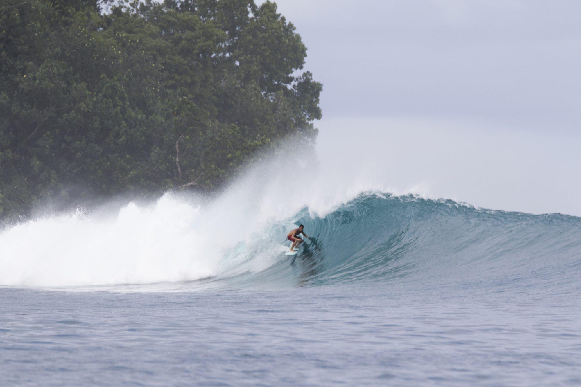 Clarets / Lolok Point / Bay of Plenty Lefts 16