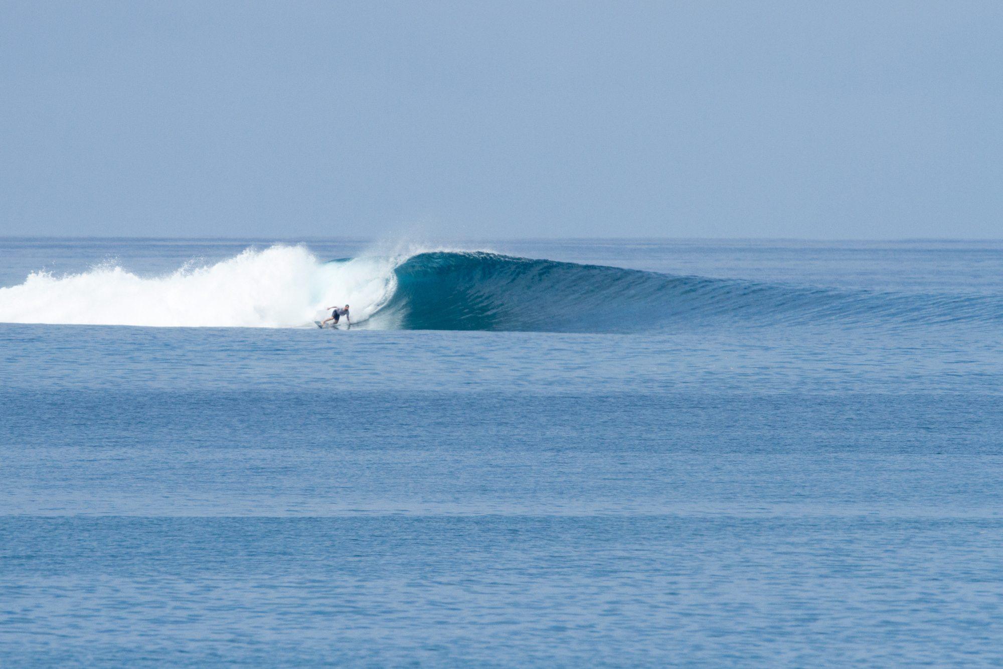Clarets / Lolok Point / Bay of Plenty Lefts 17