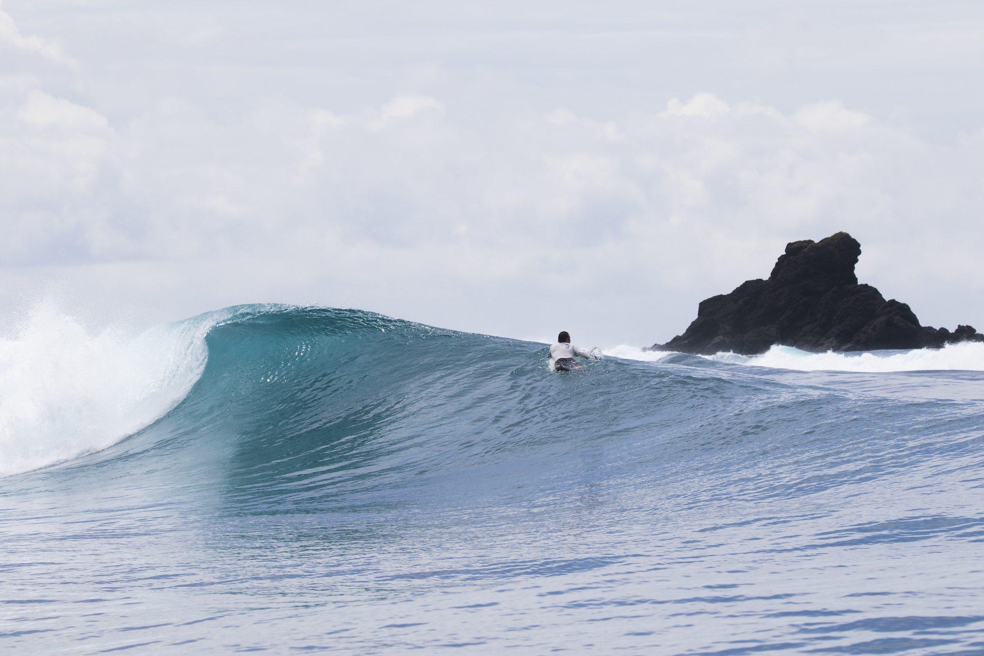 turtles view, surf banyak