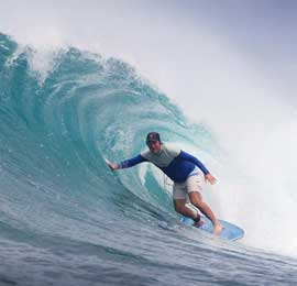thornton fallander surf banyak