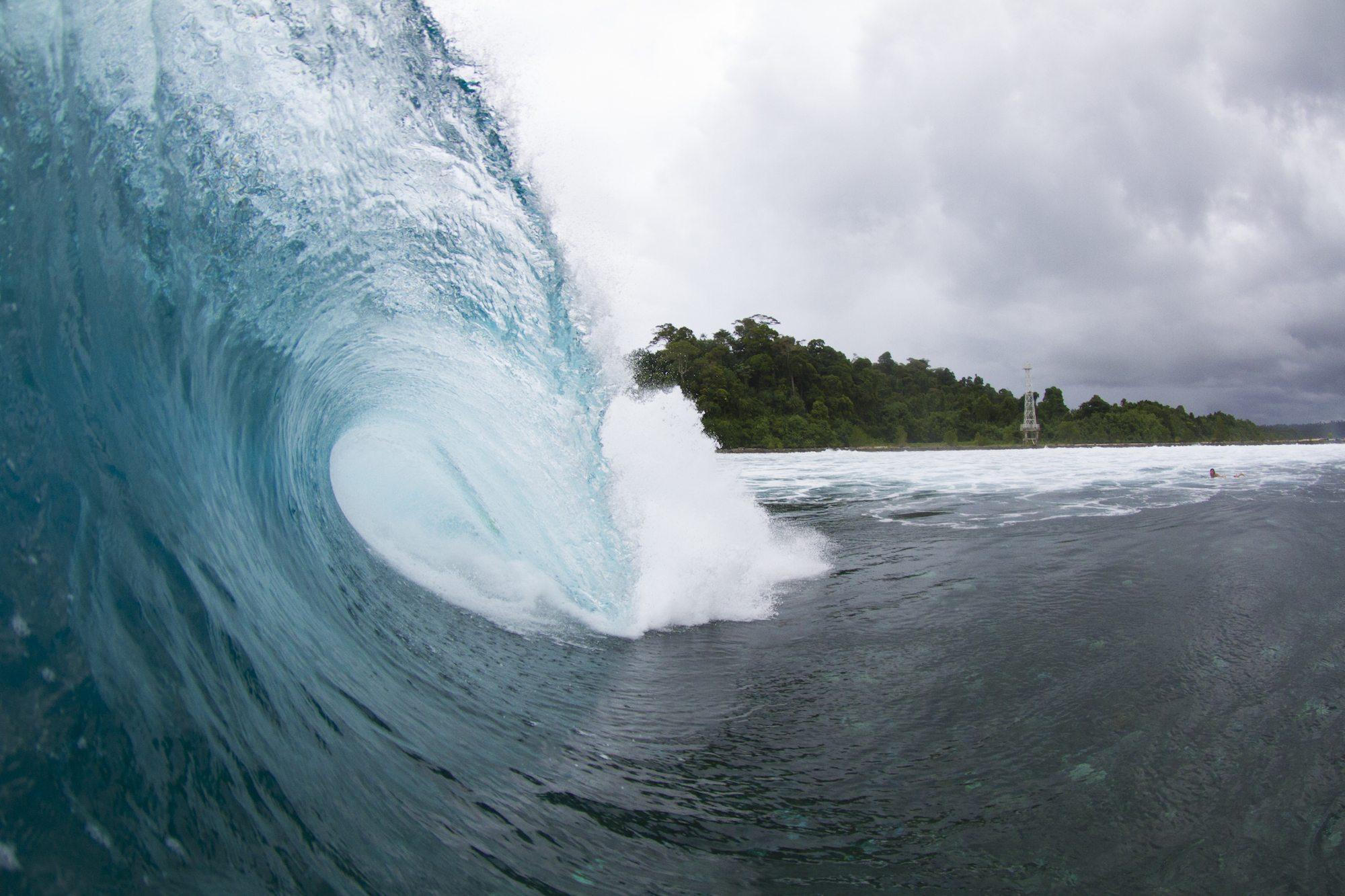 surf banyak