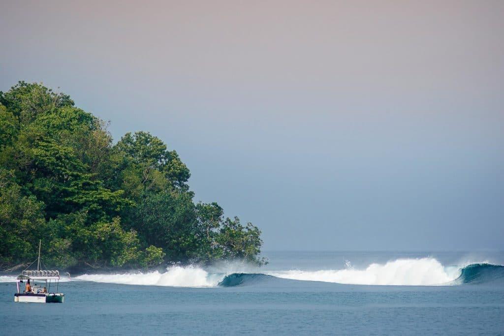 Surfing North Sumatra Indonesia 10
