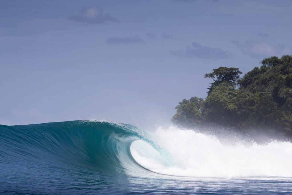 Surfing North Sumatra Indonesia 4