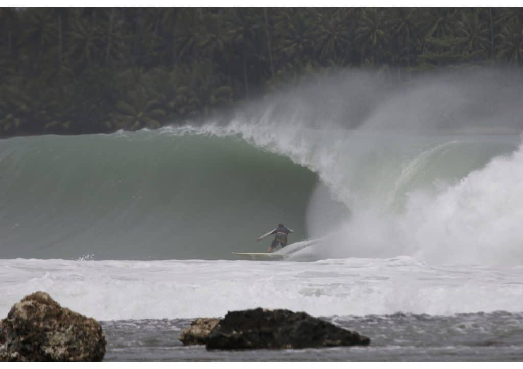 Surfing North Sumatra Indonesia 2